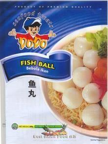DODO BR. FISH BALL 200 GR