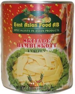 BAMBOO SHOOT SLICE 2,950 KG