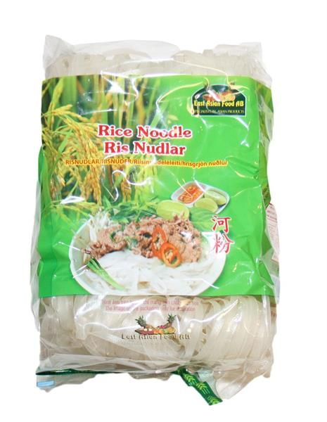 EAF RICE NOODLE 4 MM (400 GR)