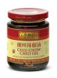 LKK BR. CHIU CHOW CHILLI OIL 335 GR
