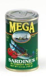 MEGA SARDINES TOMATO SAUCE
