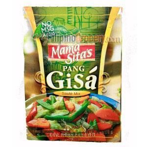 MAMA SITA´S PANG GISA SPICES