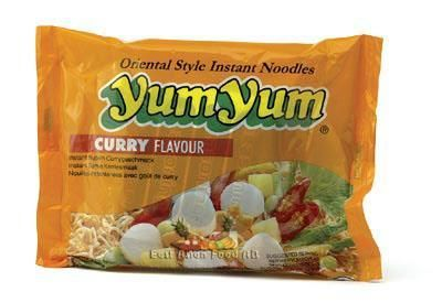 YUMYUM BR. INST. CURRY NOODLE