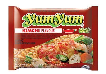 YUMYUM BR. INST KIM CHI NOODLE