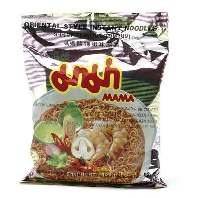 MAMA INST. TOM YUM  NOODLE