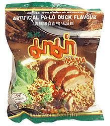 MAMA INSTANT DUCK NOODLE