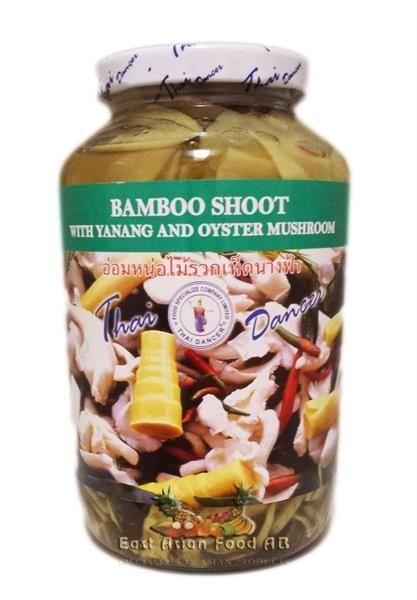 FS BR. BAMBOO/OYSTER MUSHROOM