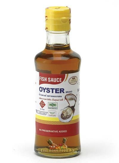 OYSTER BRAND FISH SAUCE 200 ML