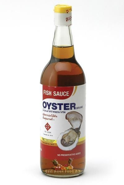 OYSTER FISH SAUCE 720 ML