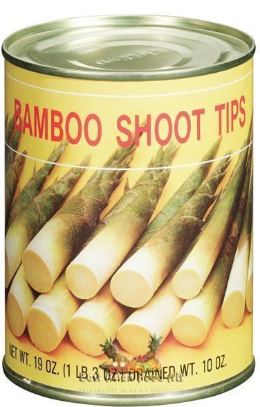 COCK BR. BAMBOO SHOOT TIP 540G