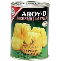 AROY-D BR. JACKFRUIT IN SYRUP