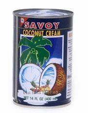 SAVOY COCONUT CREAM 400 ML