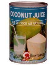 COCK BR. COCONUT JUICE 400 ML