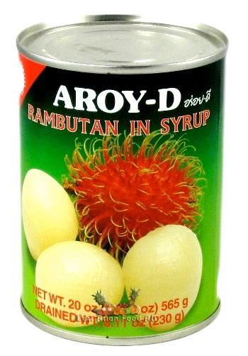 AROY-D BR. RAMBUTAN IN SYRUP