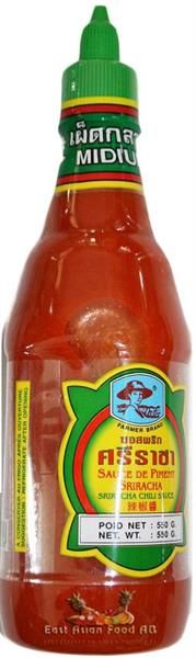 FARMER BR. CHILLI SAUCE-MEDIUM