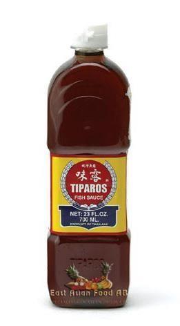 TIPAROS THAI SAUCE PLASTIC