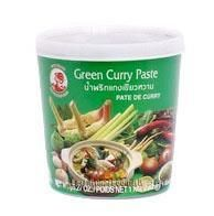 COCK BR.GREEN CURRY PASTE 400G