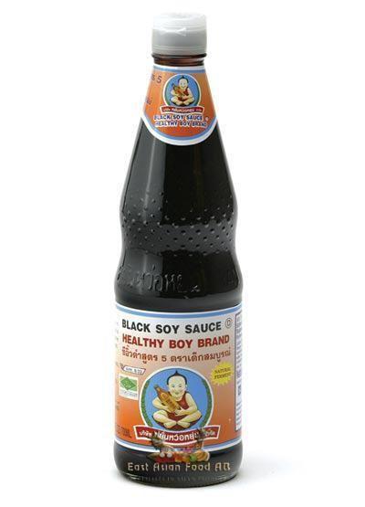 HB BR. BLACK SOY SAUCE F5