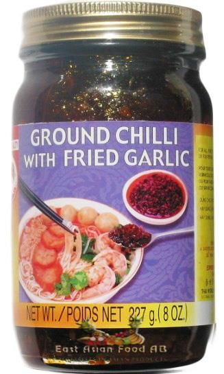 COCK BR.GROUND CHILI W/GARLIC