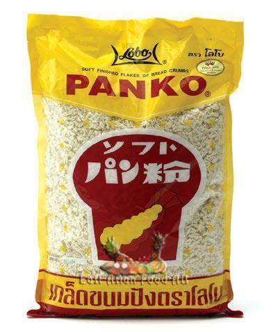 BREAD CRUMB PANKO LOBO 1 KG