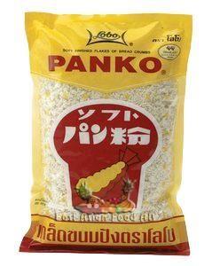 BREAD CRUMB PANKO LOBO 200 GR