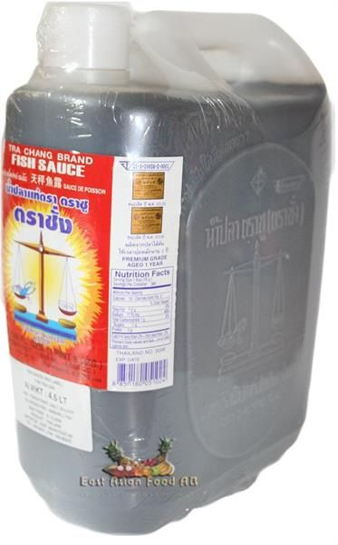 BALANCE FISH SAUCE 4,5 LITER