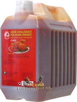 COCK BR.SWEET CHILI SAUCE 4,5L