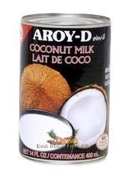 AROY-D BR. COCONUT MILK 400 ML