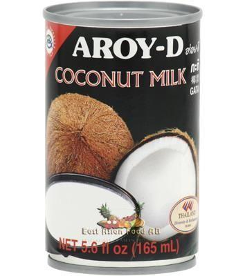 AROY-D BR. COCONUT MILK 165 ML