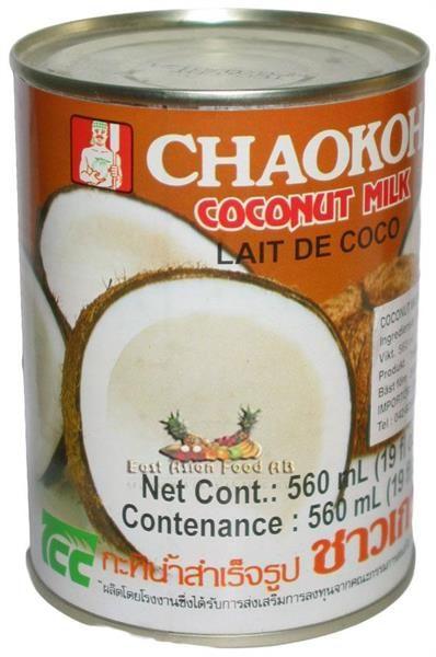 CHAOKOH COCONUT MILK 560 ML