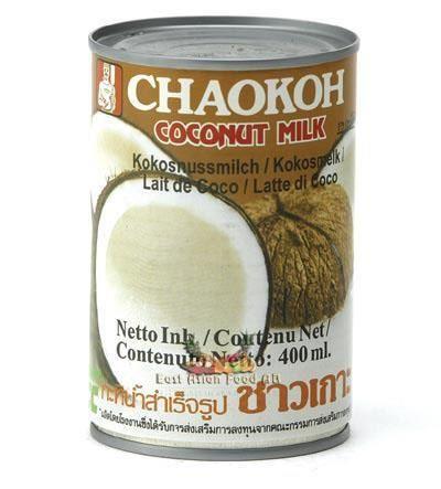 CHAOKOH COCONUT MILK 400 ML