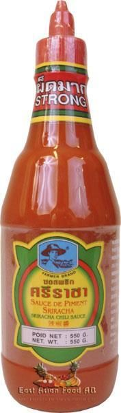 FARMER BR. CHILLI SAUCE-STRONG