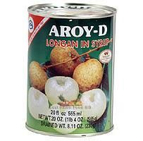 AROY-D BR. LONGAN IN SYRUP