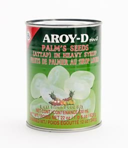 AROY-D BR. ATTAP IN SYRUP