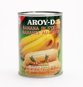 AROY-D BR. BANANA IN SYRUP