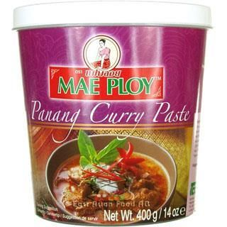MP BR. PANANG CURRY PASTE 400G