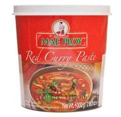 MP BR. RED CURRY PASTE 1 KG