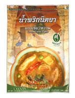 NITTYA BR. GREEN CURRY 1 KG