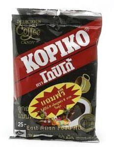 KOPIKO BR. COFFEE CANDY 150 GR