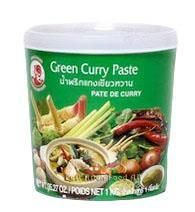 COCK BR.GREEN CURRY PASTE 1KG
