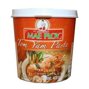 MP BR. TOM YUM PASTE 400 GR