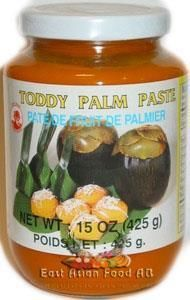 COCK BR. TODDY PALM PASTE 425G