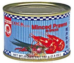 COCK BR.MINCED PRAWN IN SPICES