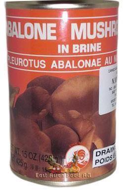 CANNED ABALONE MUSHROOM 540 GR