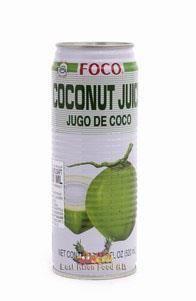 FOCO BR. COCONUT JUICE 520 ML