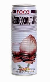 FOCO BR. ROASTED COCONUT 520ML
