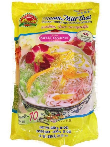 TAPIOCA THREE MIX DESSERT 230 G