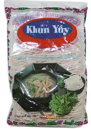 KHUNYUI VIETNAMESE NOODLE 200 G