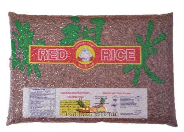 SUNLEE THAI RED RICE 2 KG