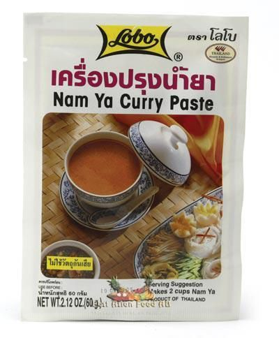 LOBO BR. NAMYA CURRY PASTE 60 G